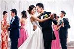 Tiệc cưới đặc biệt của khách sạn Crowne Plaza West Hanoi