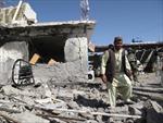 Căn cứ NATO tại Afghanistan lại bị đánh bom