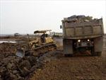 Phú Thọ chấn chỉnh việc khai thác đất san lấp mặt bằng