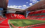 Liverpool sẽ đầu tư 154 triệu bảng cho sân Anfield