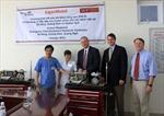 ExxonMobil tài trợ thiết bị hồi sức nhi khoa nâng cao cho các bệnh viện tại miền Trung