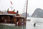 Xử lý nguyên nhân các vụ đắm tàu nghiêm trọng tại vịnh Hạ Long