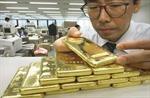 Giá vàng thế giới tiếp tục sụt giảm tuần thứ hai liên tiếp