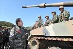 Hàn Quốc ngăn chặn rải truyền đơn gần biên giới liên Triều