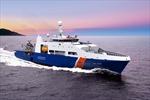 Hạ thủy tàu tuần tra DN 2000 của Cảnh sát biển