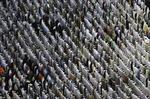 Thánh địa Mecca nêm kín người hành hương