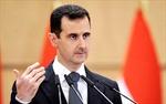 Tổng thống Syria khẳng định tiếp tục tại vị