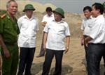 Phê bình Chủ tịch huyện Thuận Thành vì nạn khai thác cát trái phép