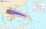 Bão Sơn Tinh đi vào Biển Đông, gió giật cấp 11
