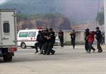 Diễn tập chống khủng bố lớn nhất ở Việt Nam