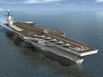 Ngắm siêu tàu sân bay 11,5 tỉ USD của Mỹ