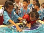 Học sinh 5 nước Đông Nam Á đấu tài tại Robotics 2012