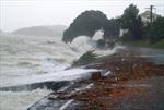 Nước biển dâng cao 3-4m từ Thái Bình đến Thanh Hóa