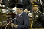 Indonesia dành 8,5 tỷ USD cho quốc phòng năm 2013
