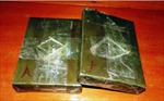 Bắt vụ vận chuyển hai bánh heroin ở Sơn La