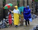 Quảng Ngãi: Một gia đình 3 người chết vì bão