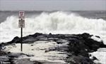 Nước Mỹ chờ siêu bão Sandy