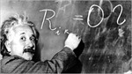 Albert Einstein là… ngôi sao truyền hình thực tế
