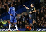 M.U hạ Chelsea 3-2 ngay tại Stamford Bridge:Trọng tài giúp M.U chiến thắng?