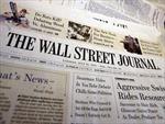 'Nhật báo Phố Wall' - tờ báo bán chạy số một tại Mỹ