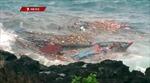 Chìm tàu trên Ấn Độ Dương, 130 người mất tích
