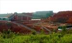 Lùi thời gian vận hành Nhà máy Bôxít Tân Rai
