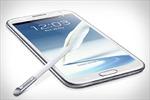 Samsung lập kỷ lục bán 3 triệu Galaxy Note II