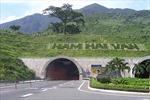 Hầm đường bộ Hải Vân đang khai thác an toàn