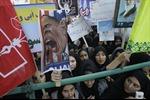 Hàng nghìn người Iran biểu tình phản đối Mỹ