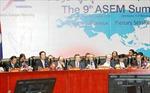 Thủ tướng Nguyễn Tấn Dũng dự Hội nghị Cấp cao Á - Âu lần thứ 9