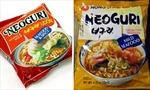 Thu hồi 2 loại mỳ ăn liền Hàn Quốc vì có chất gây ung thư