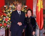 Phó Tổng thống Cộng hòa Đông Urugoay thăm Việt Nam