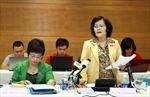 Kỳ họp thứ 4, Quốc hội khóa XIII: Thảo luận dự thảo sửa đổi Hiến pháp 1992 và dự án Luật Đất đai (sửa đổi)