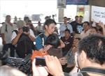 8 thuyền viên sống sót trên tàu Saigon Queen về nước