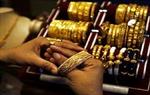 Giá vàng vọt lên mức cao nhất của 3 tuần