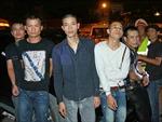 Xác minh 5 đối tượng vụ mang ma túy và vũ khí 'nóng'