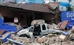 Guatemala lại rung chuyển vì động đất