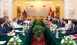 Chủ tịch Thượng viện Liên bang Nga thăm Việt Nam