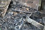 Nhà cấp 4 nổ tung, một người chết