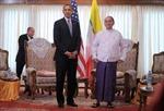 Quan hệ Mỹ - Mianma sang trang mới