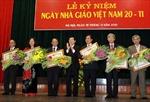 Chủ tịch nước Trương Tấn Sang dự lễ kỷ niệm tại Học viện Chính trị - Hành chính quốc gia Hồ Chí Minh