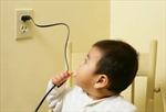 Phòng ngừa trẻ em bị sét đánh và điện giật