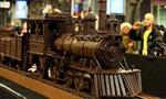 Đoàn tàu socola 'vào' kỷ lục Guinness