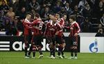 Đêm chia tay Ajax Amsterdam và Manchester City