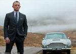 """""""James Bond"""" vừa lấy bằng lái xe"""