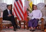 Trung Quốc và sự thay đổi trong quan hệ Mỹ-Myanmar