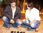 Đôi nhân tình giả câm sau màn móc trộm iPhone