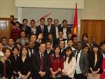 Hội sinh viên Việt Nam tại Pháp tổ chức đại hội