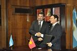 Việt Nam và Argentina ký thỏa thuận hợp tác hải quan