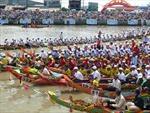 Lễ Ok om bok của đồng bào dân tộc Khmer